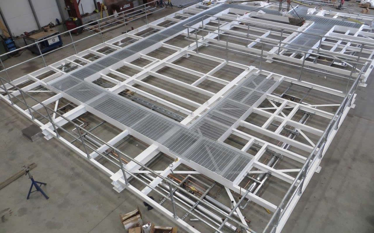 Pre-Fabricated Room Structures